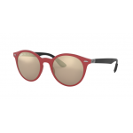 Ray Ban RB4296 63455A LITEFORCE RED SANDING Light Brown Mirror Gold