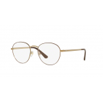 Vogue VO4024 5021 BROWN/PALE GOLD 50 mm