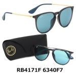 Ray-Ban Erika RB4171F 6340F7 Light Blue