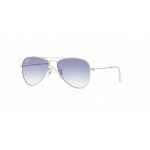 Ray Ban RJ9506S 212/19 SILVER Clear Gradient Light Blue