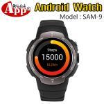 Smart Watch รุ่น SAM9 สีเทา