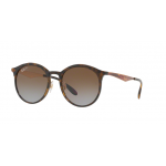Ray Ban RB4277F 710/T5 LIGHT HAVANA Light Grey Polarized