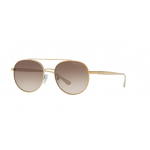 Michael Kors MK1021 116813 GOLD-TONE Smoke Gradient