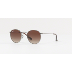 Ray Ban RJ9547S 200/13 Round GUNMETAL Brown Gradient