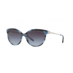 Michael Kors MK2052F 329011 BLUE HORN Grey Gradient