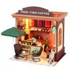DIY Free Time Coffee Shop .. . ร้านกาแฟสุดคูลล