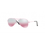 Ray Ban RJ9506S 211/7E PINK Pink Mirror Silver Gradient