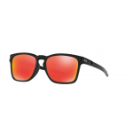 Oakley OO9358-03 MATTE BLACK Ruby Iridium