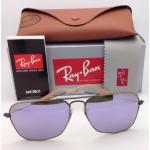 Ray Ban RB3136 167/4K Lilac mirror 58mm