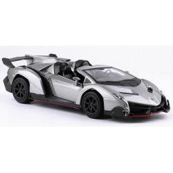 พร้อมส่ง รถโมเดล รถเหล็ก มีไฟมีเสียง Lamborghini Veneno 1:32 มี โปรโมชั่น