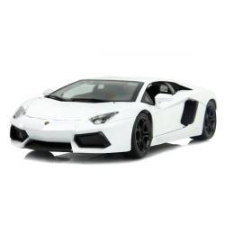 Pre Order โมเดลรถ Lamborghini Aventador ขาว 1:18 รุ่นหายากสุดๆ มีโปรโมชั่น