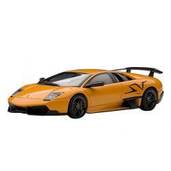ขาย พรีออเดอร์ โมเดลรถเหล็ก โมเดลรถยนต์ Lamborghini LP670-4 SV ส้ม สเกล 1:43 มี โปรโมชั่น