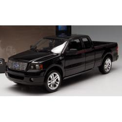 Pre Order โมเดลรถกระบะ Ford F-150 1:18 สีดำ รุ่นหายากสุดๆ มีโปรโมชั่น