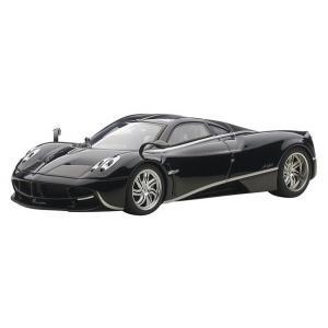 ขาย พรีออเดอร์ โมเดลรถเหล็ก โมเดลรถยนต์ Pagani Huayra ดำ สเกล 1:43 มี โปรโมชั่น