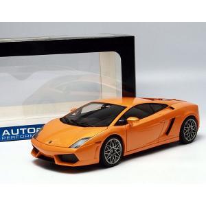 Pre Order โมเดลรถ Autoart Lamborghini Gallardo LP560-4 ส้ม 1:18 มีโปรโมชั่น