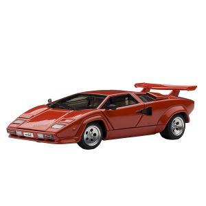 ขาย พรีออเดอร์ โมเดลรถเหล็ก โมเดลรถยนต์ Lamborghini Countach 5000s แดง สเกล 1:43 มี โปรโมชั่น