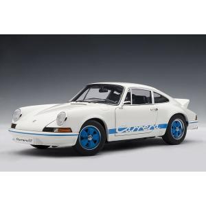 ขาย พรีออเดอร์ โมเดลรถเหล็ก โมเดลรถยนต์ Autoart Porsche 911 Carrera RS สเกล 1:18 มี โปรโมชั่น