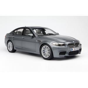 Pre Order โมเดลรถ BMW M5 F10M เทา 1:18 รุ่นหายากสุดๆ มีโปรโมชั่น