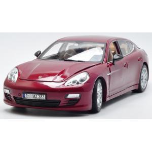 Pre Order โมเดลรถ Porsche Panamera แดง 1:18 รุ่นหายากสุดๆ มีโปรโมชั่น