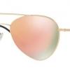 PRADA Linea Rossa PS 50SS 1BK6Q2 Pink Mirror