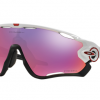 OAKLEY OO9270-04 JAWBREAKER POLISHED WHITE Prizm Road