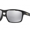 Oakley OO9269-12 POLISHED BLACK Chrome Iridium Vented