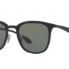 Ray Ban RB4278 62829A BLACK/MATTE BLACK Polarized Green