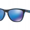 OAKLEY FROGSKINS OO9245-48 ECLIPSE BLUE (Asian fit)