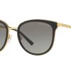 Michael Kors MK1010 110011 BLACK/GOLD Grey Gradient