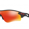 Oakley OO9206-42 RADARLOCK PATH MATTE BLACK INK Prizm Ruby
