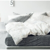 ผ้าปูที่นอน ลายเส้นตาราง-จุด multivariate