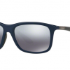 Ray-Ban RB8352F 622282 BLUE Polarized Grey