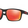 Oakley OO9269 926907 MATTE BLACK Ruby Iridium