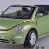 พรีออเดอร์ โมเดลรถเหล็ก โมเดลรถยนต์ VW Beetle Cabrio Green สเกล 1:24 มี โปรโมชั่น