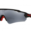 Oakley OO9275-06 RADAR EV POLISHED BLACK Black Iridium Polarized