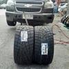 ยางใหม่ ลดราคา TOYO R1R 265/35-18 เส้น 7800 ปกติ 12000