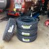 Dunlop Grandtrek at1 31X10.5R15 ปี17ซื้อ2แถม2