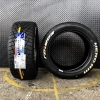 HERO R111 255/45-18 ปี18 ยางขอบขาว