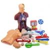 ชุดหมอพร้อมหุ่นร่างกายจำลอง Doctor Set...ฟรีค่าจัดส่ง