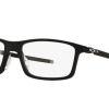 Oakley OX8096-01 SATIN BLACK Clear