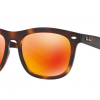Ray-Ban RB4260D 710/6Q HAVANA Orange Flash