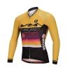 เสื้อปั่นจักรยานแขนยาวแบรนด์ MELON : ML1702040