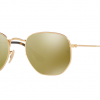 Ray Ban RB3548N 001/93 GOLD Gold Flash