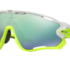OAKLEY OO9270-02 JAWBREAKER POLISHED WHITE Jade Iridium