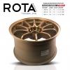 ล้อใหม่ CE28 ROTA แท้ขอบ18 ชุด9800 ปกติ 28000 ถูกกว่าล้อมือสอง