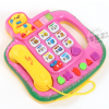 โทรศัพท์ดนตรี สีชมพู (Novel Telephone) ...จัดส่งฟรี