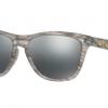 Oakley OO9245-55 Frogskins black iridium