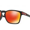 Oakley OO9358 935811 MATTE BLACK Prizm Ruby