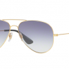 Ray Ban RB3558 001/19 Clear Gradient Light Blue