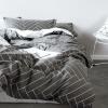 ผ้าปูที่นอน ลายเส้น ลายจุด multivariate